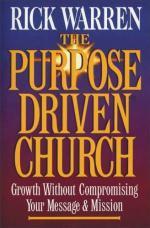 Recenze Warrenovy knihy ´Cílevědomá církev ´