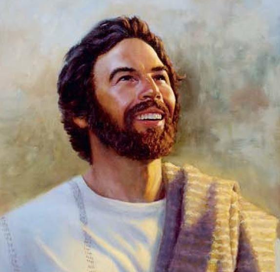 Mormonský Kristus