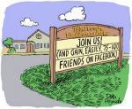 Potřebuje církev Facebook?