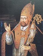 Poselství jeho Svaté Výsosti, Ctihodnému Biskupovi, Rev. Dr. Apoštolovi Hogo Fogo