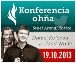 Střípek z Konference ohně v Košicích 2013