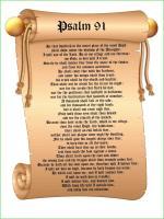 Jak interpretovat Žalm 91?